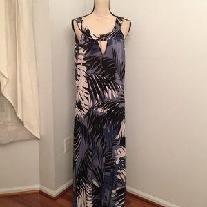 1X dress maxi